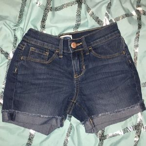 Girls Old Navy shorts NWOT